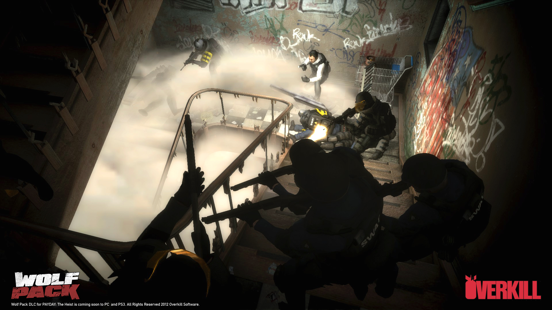 The Wolf Pack DLC is out on PC and PS3! - OVERKILL Software