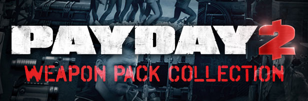 PAYDAY 2: Weapon Bundle