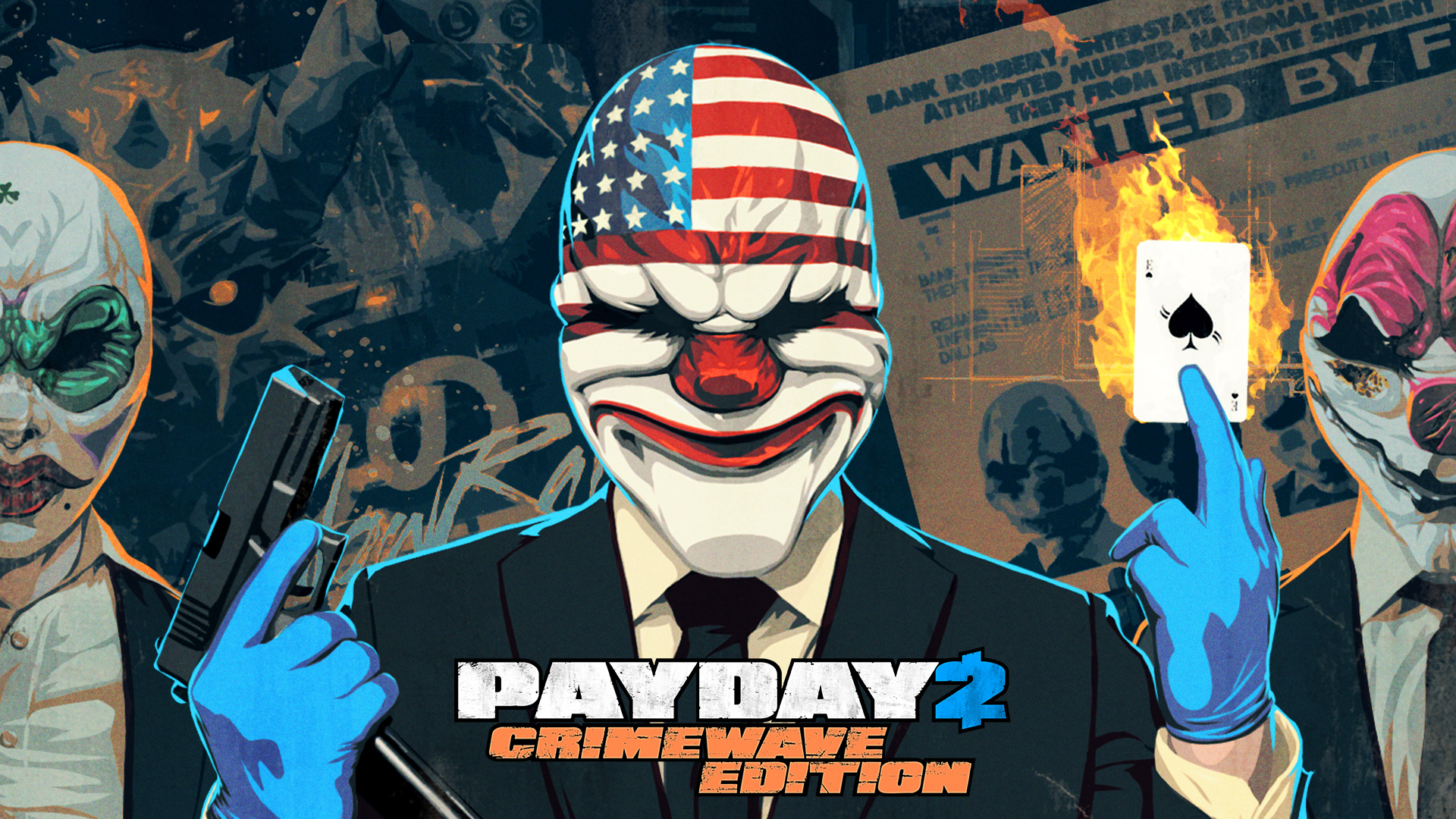 PAYDAY 2: Crimewave Edition coming to Xbox One and
