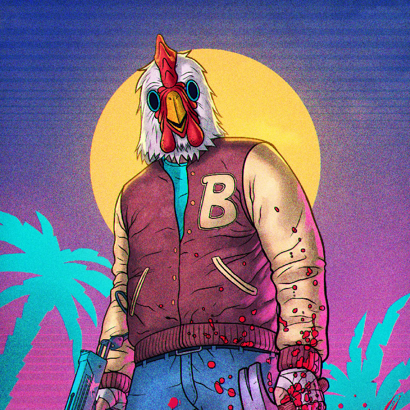 Payday 2 Hotline Miami 2 Overkill Software