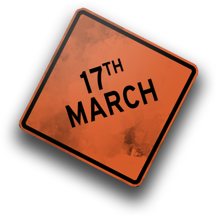 15th March