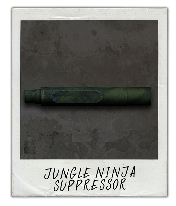 Jungle Ninja Suppressor