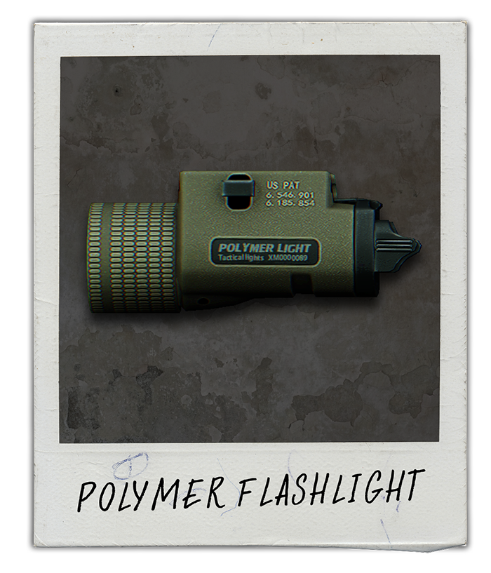 Polymer Flashlight