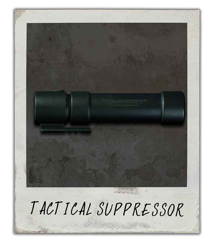 Tactical Suppressor