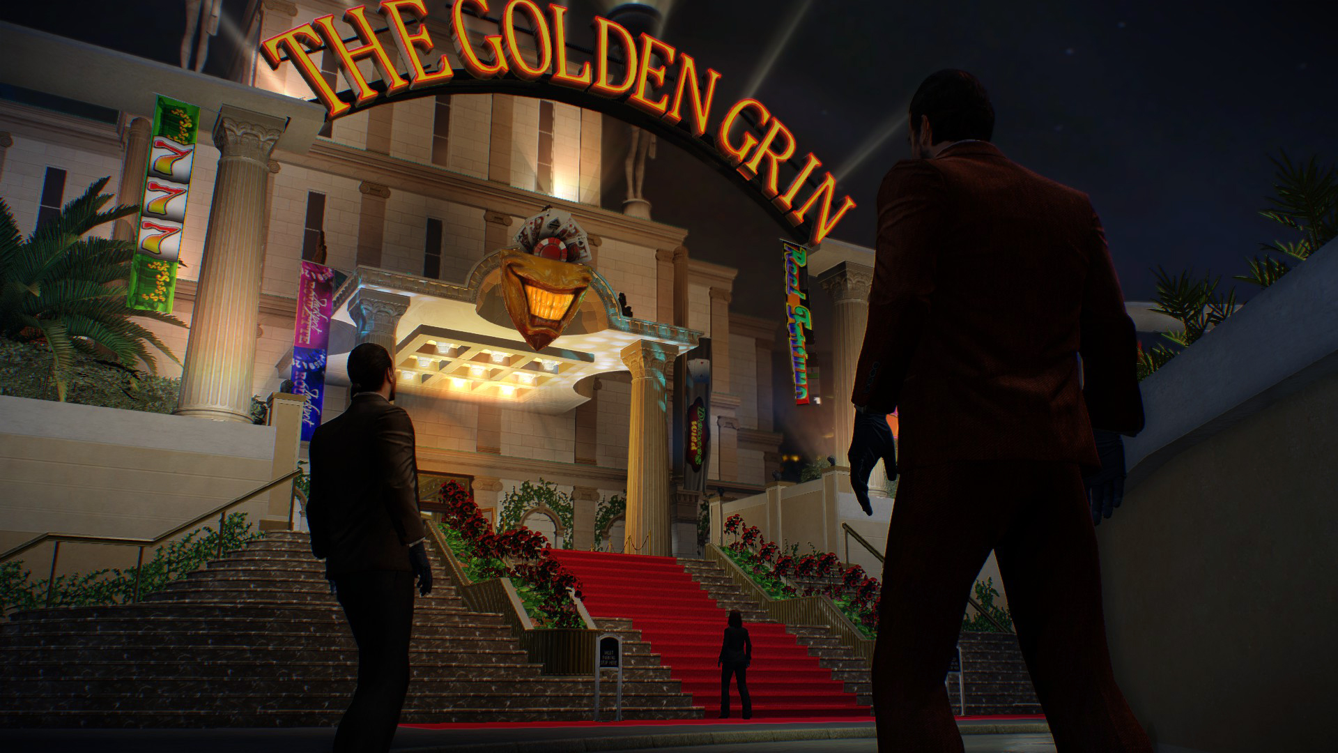 Golden Grin Casino Find The Guest