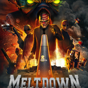 MELTDOWN WALLPAPER
