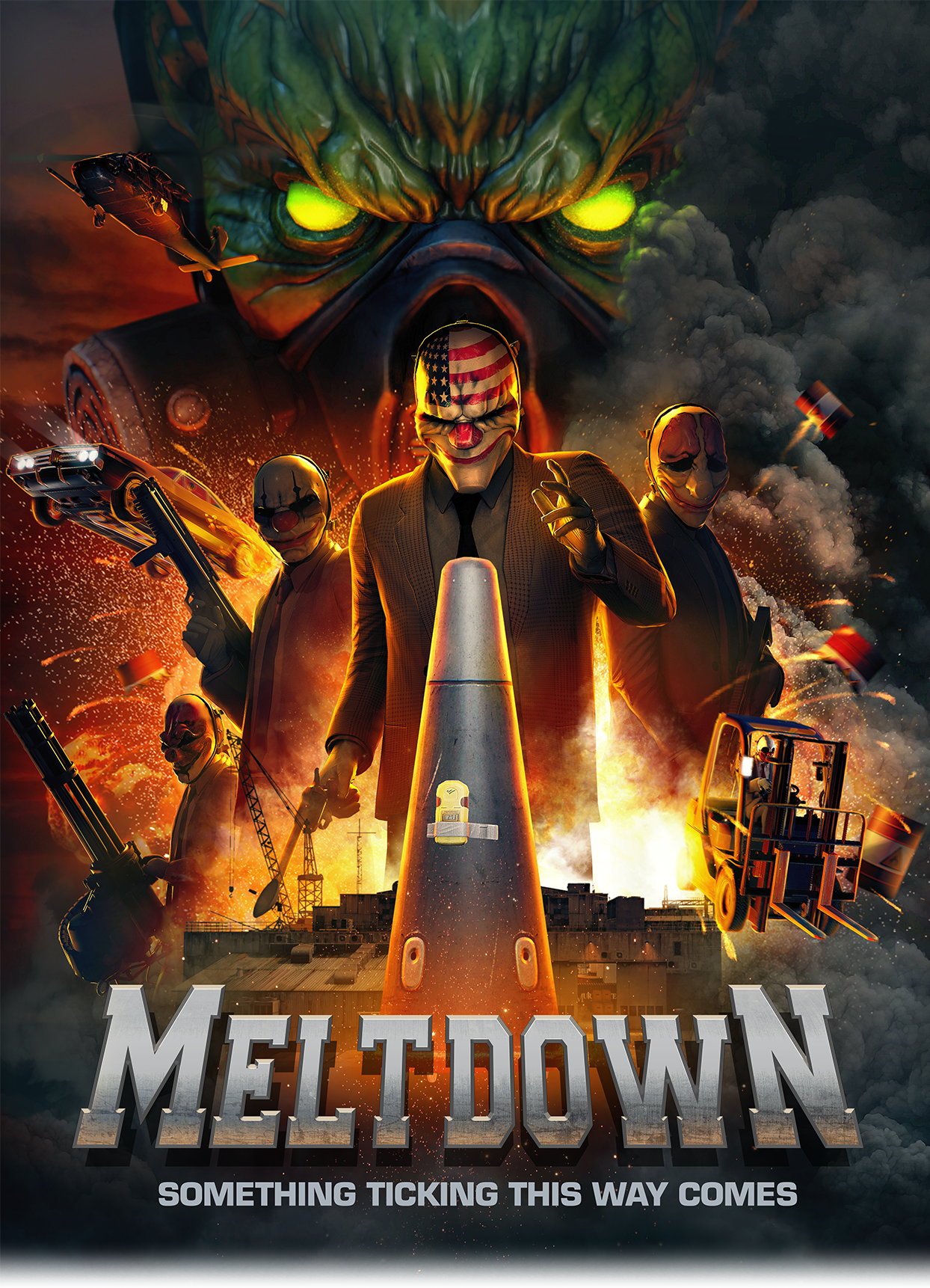 PAYDAY 2 The Meltdown Heist Toggle Background Music Download This Wallpaper As A JPEG 27 MB