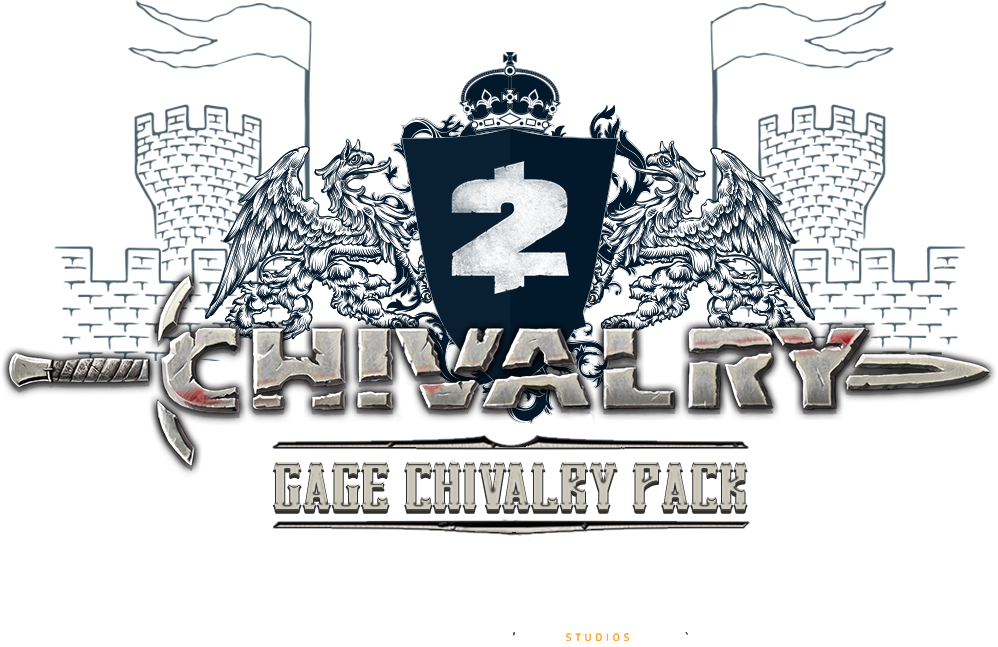 Chivalry Gage Medieval Pack