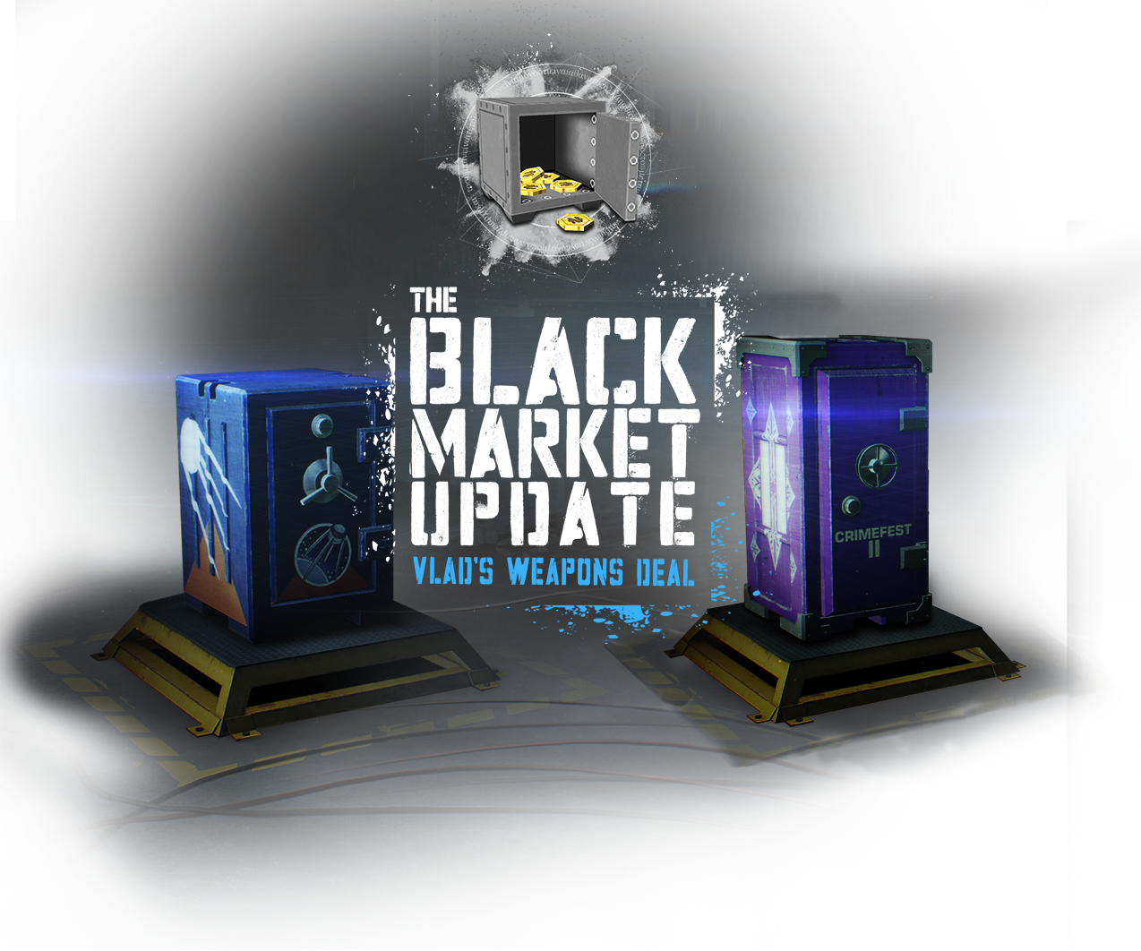 The Black Market Update