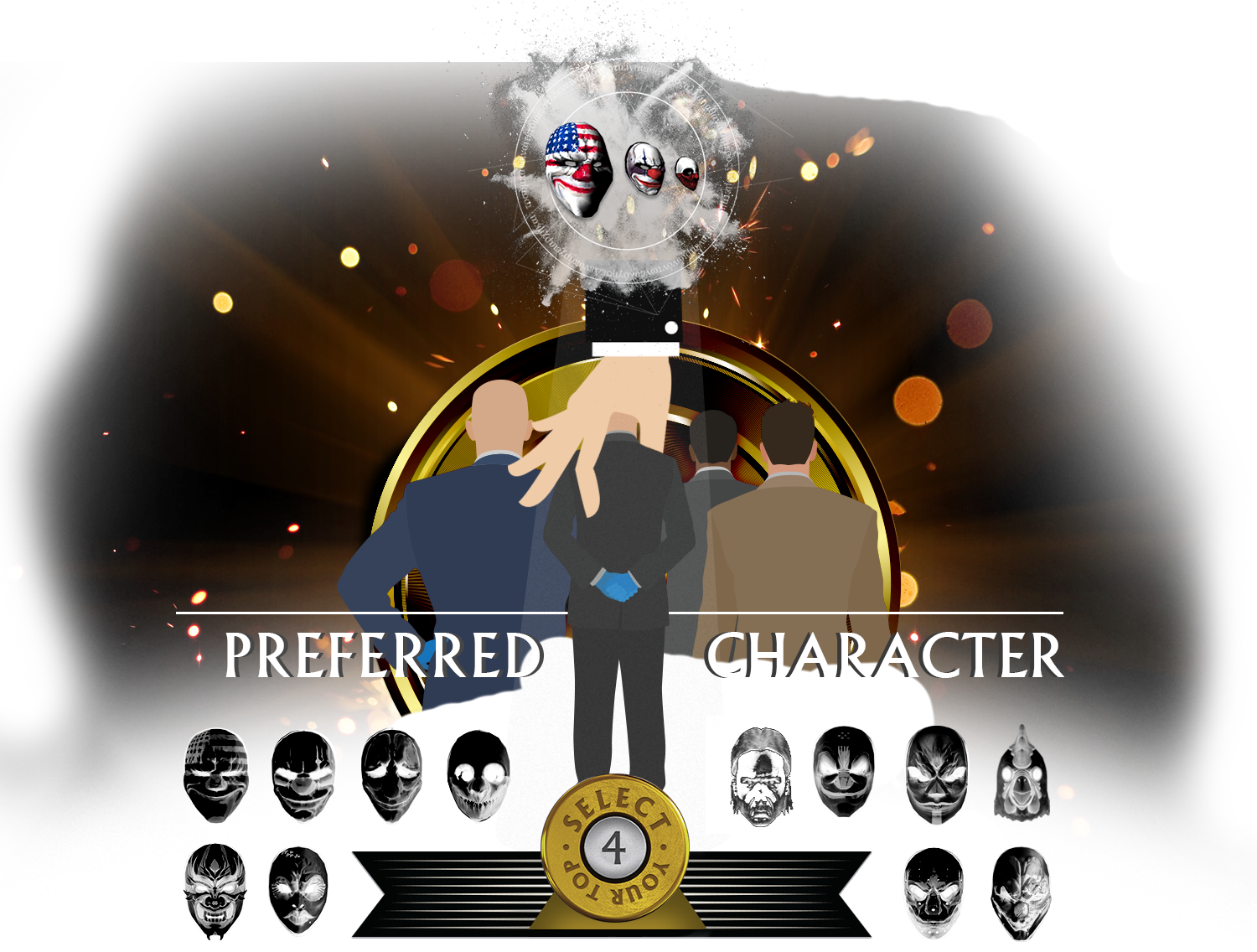 Preferred Character