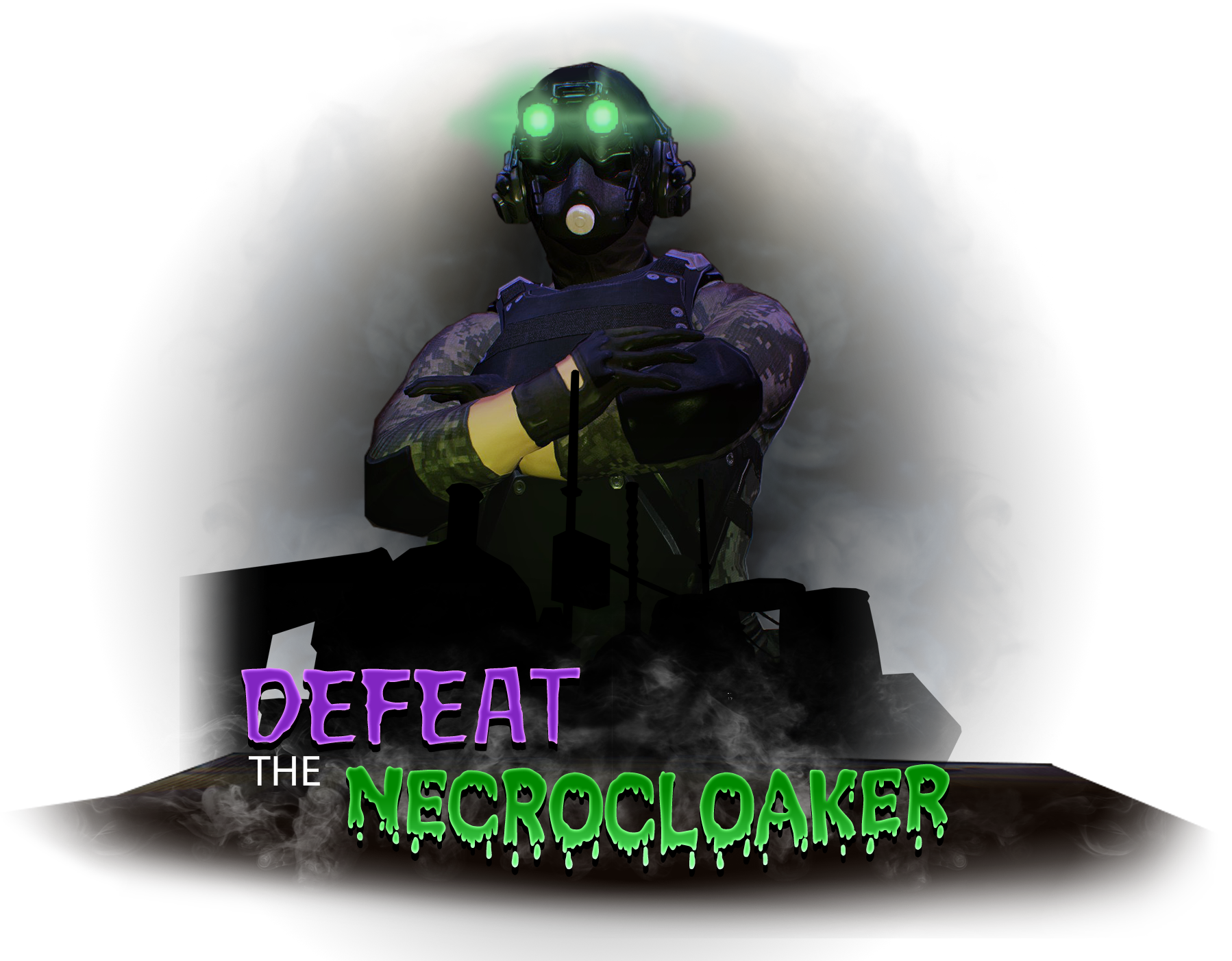Defeat the Necrocloaker