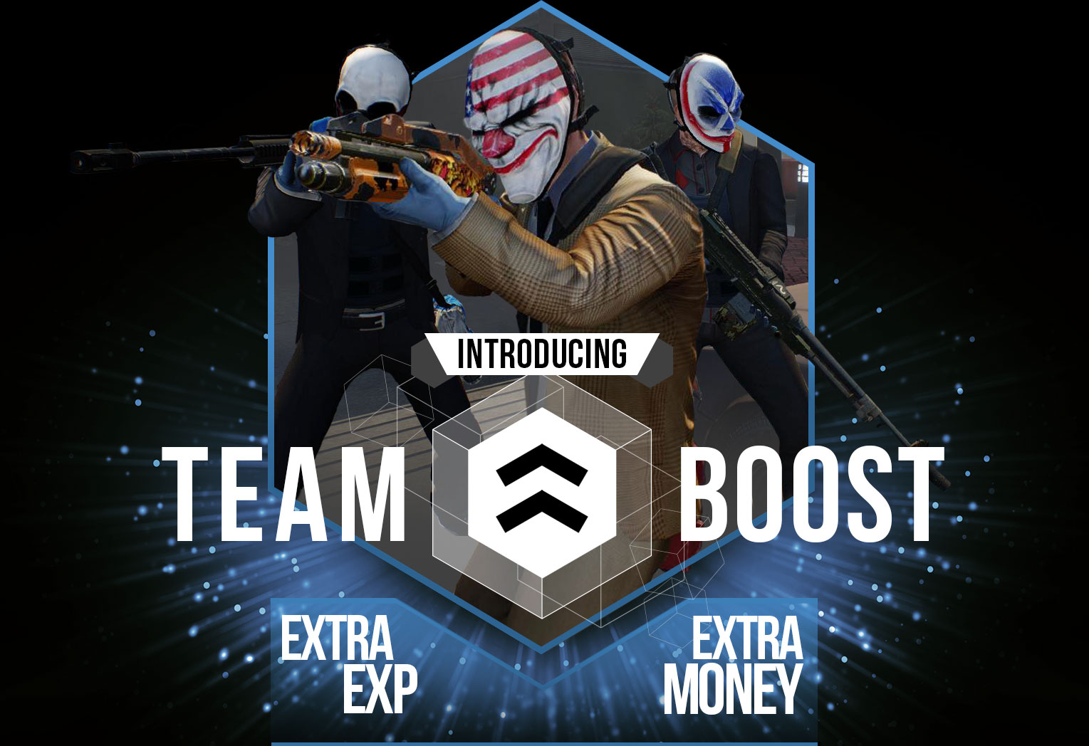 Introducing Team Boost