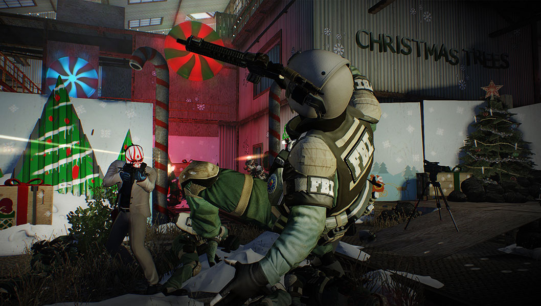 PAYDAY 2: Santa's Workshop - OVERKILL Software