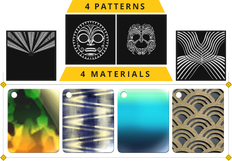Materials and Patterns