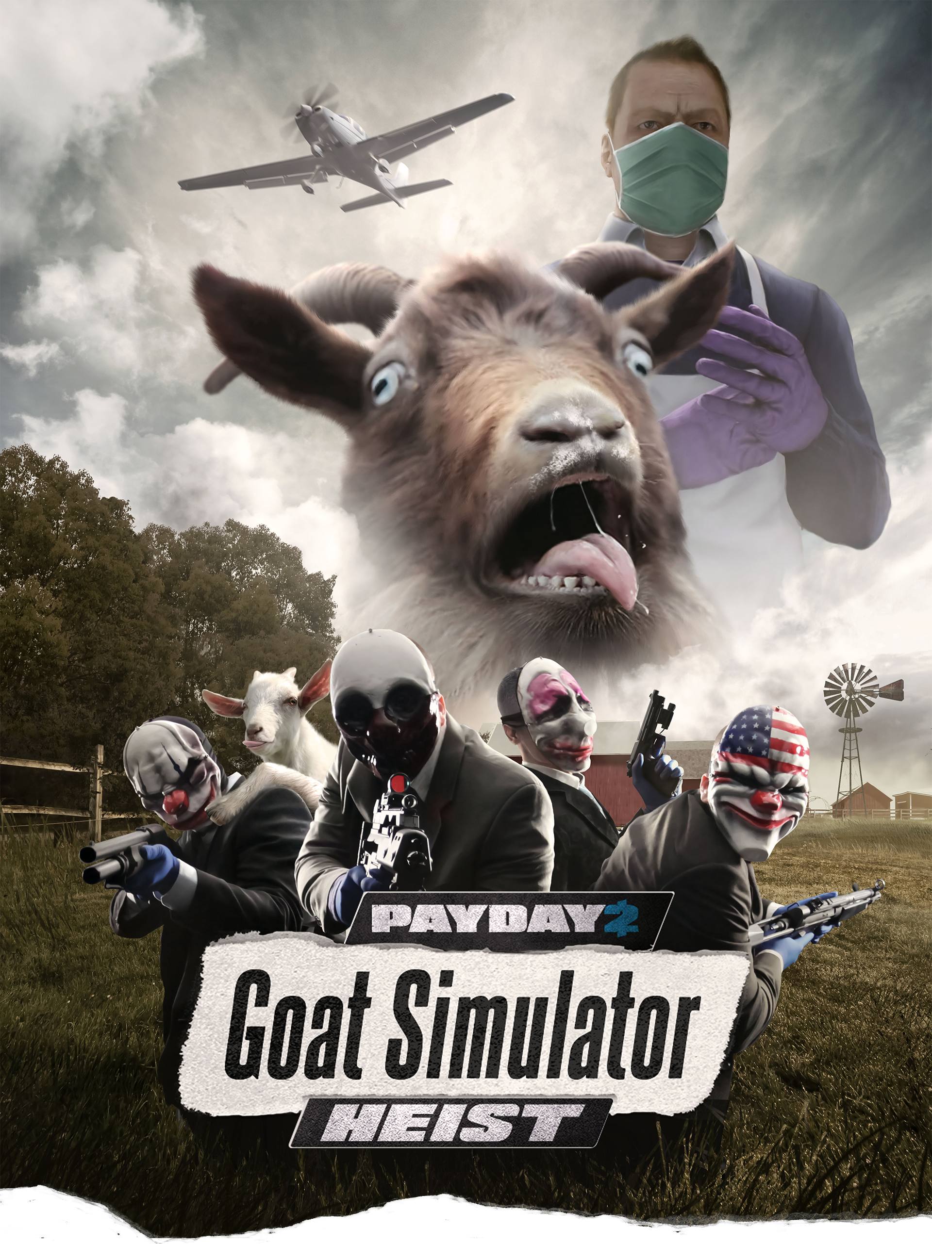 Goat simulator: the goaty | nintendo switch download software.