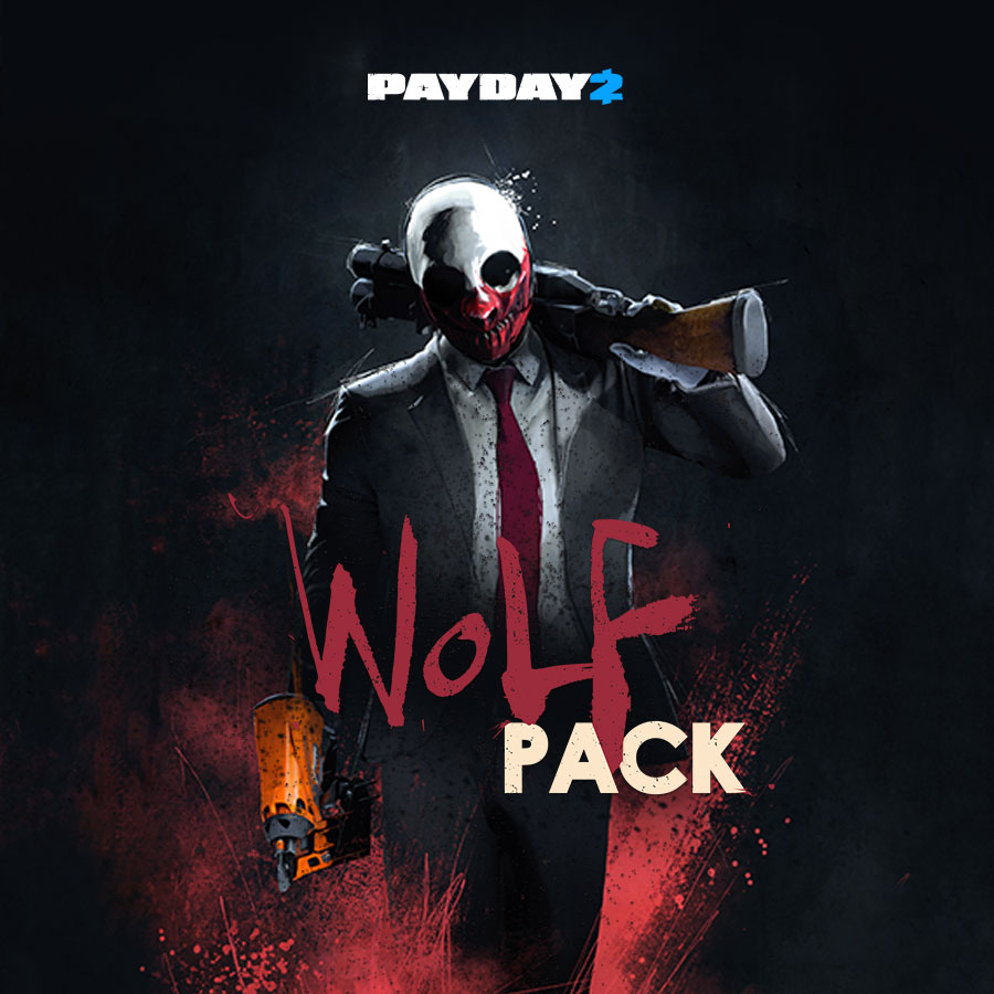 Wolf Payday 2 Characte...
