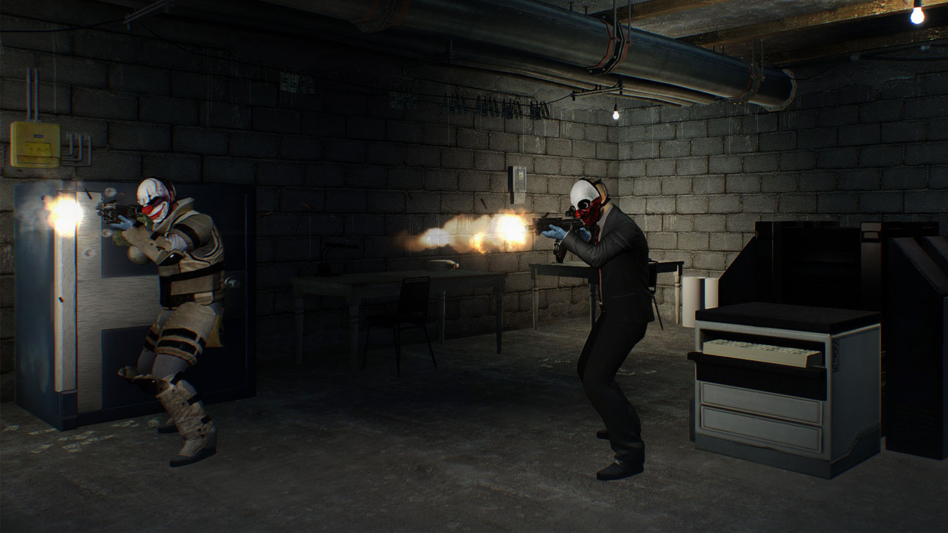 PAYDAY 2  Wolf Pack - ...