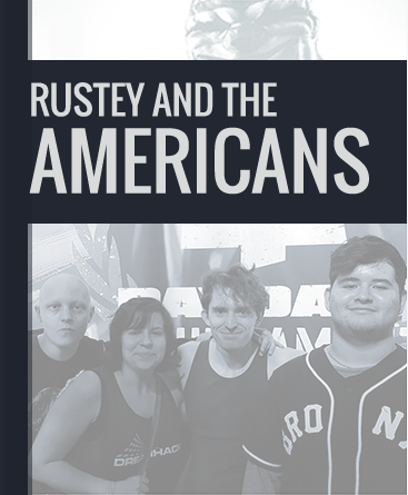 Rustey and the Americans