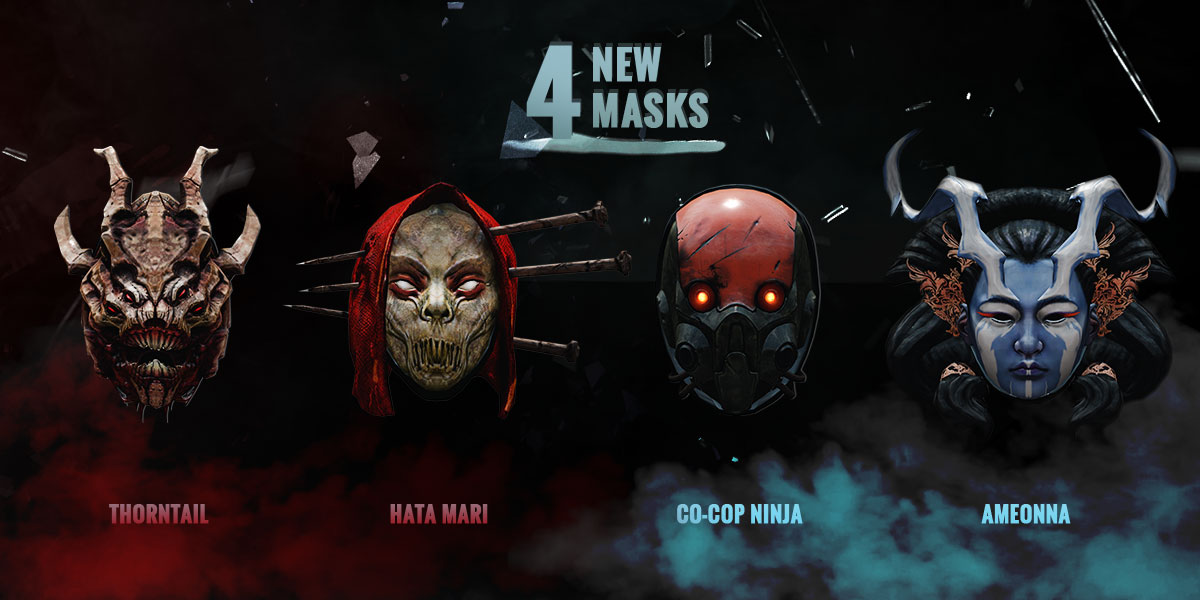 Payday 2 Payday 2 Update 130 Shadow Warrior Collaboration