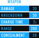 Weapon Stats